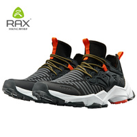 RAX Mes Running Shoes Running Sneakers For Men Outdoor Breathable Sports Shoes Trail Sneakers Jogging Trainers Unisex Kicks