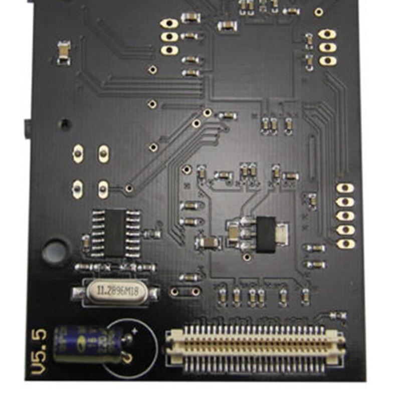 Carte de Simulation de lecteur optique pour Machine de jeu DC la deuxième génération de remplacement de disque libre intégré pour GDEMU Gam - 4