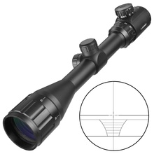 4-16x40 Scope Aoe Riflescope Adjustable Green Red Dot Hunting Light Tactical Scope Reticle Optical Sight Hunting