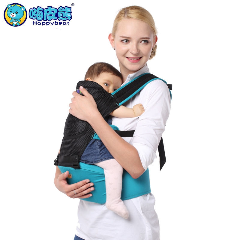 Happy Bear Safe Durable Breathable 3 36 Months Baby Carrier