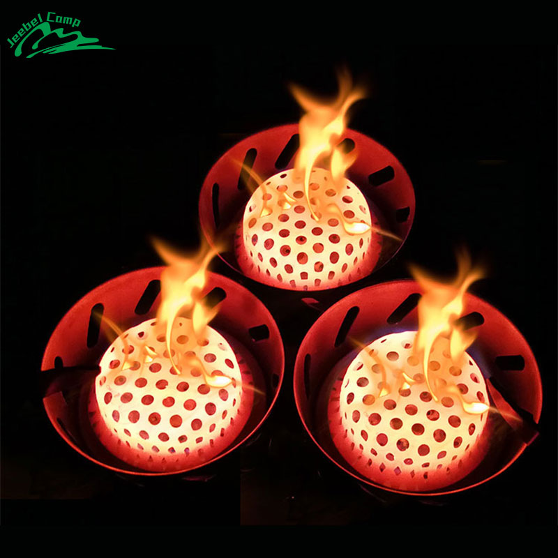 Jeebel Super Power 11000W Gas stove Outdoor Camping Stoves Cooking Windproof Butane Burners Portable Foldable Heater Furnace
