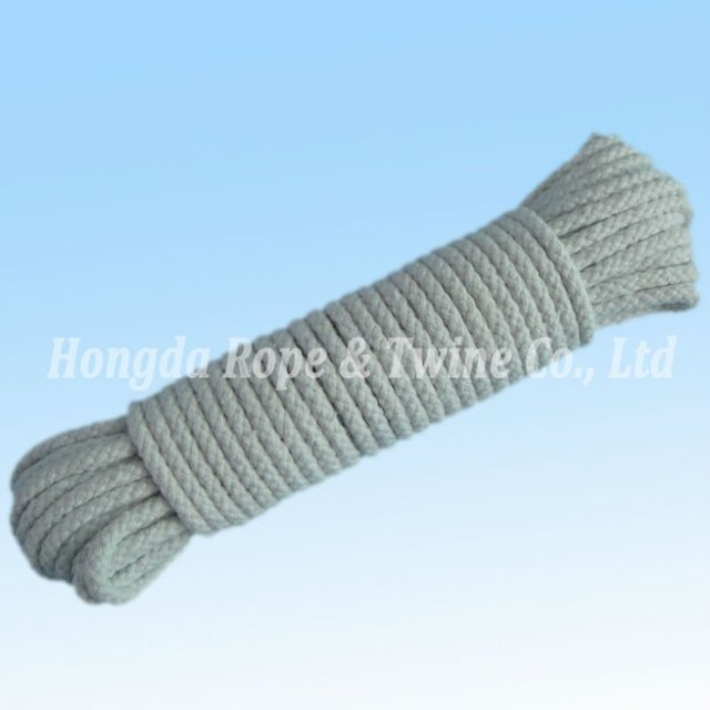 Clothesline Braided Cotton Cord 7/32 IN.X100FT.