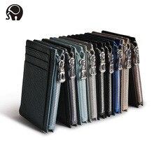 New Men Wallet Brand Genuine Leather Wallet