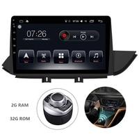 Android автомобильный dvd мультимедийный плеер 1 din 10,1 дюймовый сенсорный экран для hyundai Elantra 2016 2018 с Carplay/Bluetooth/зеркальной связью