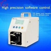 Intelligent Peristaltic Pump Liquid Filling Machine High Precision Step Into The Peristaltic Pump Self Priming Pump