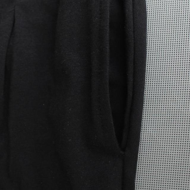 Men's Bodybuilding Baggy Pants For Loose Comfortable Workout Trouser Lycra Cotton High Elastic Designed For Fitness,M,L,XL
