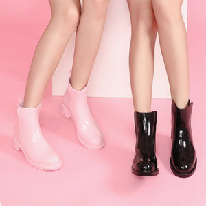 New Rubber Shoes Fashion Rain