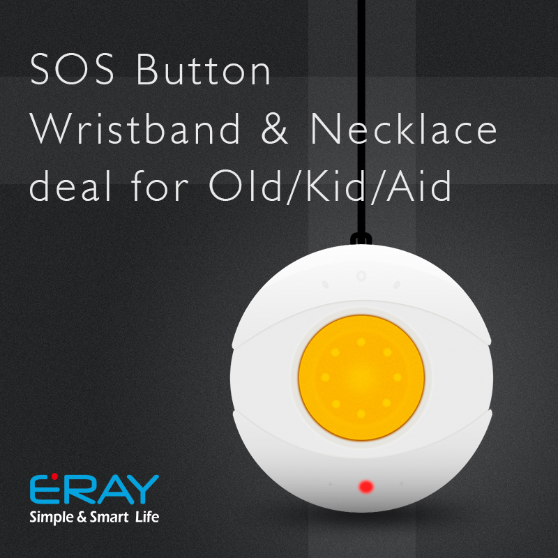Security Necklace For Elderly
