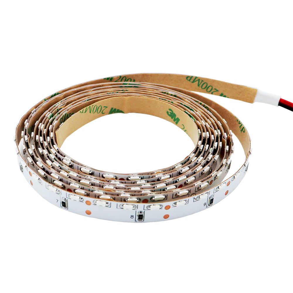 Dc 12ボルト335サイドビューledストリップ120led/メートル余分な明るい白暖かい白防水ledテープip65/ip20柔軟なライト5メートル/ロール  グループ上の ライト & 照明 からの LED ストリップ の中 1
