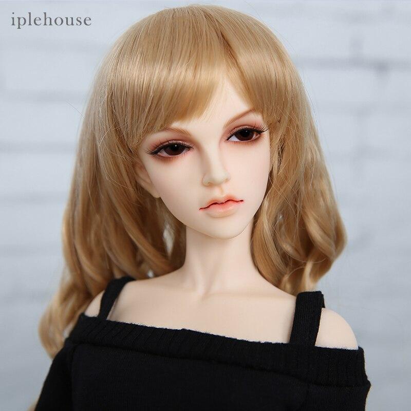 Free Shipping Iplehouse Violet JID BJD Dolls IP 1/4 Fashion High Quality Resin Figure Toy For Girls Best Gifts Dollshe 1