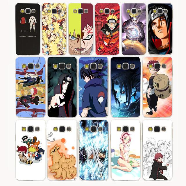 Naruto Sasuke Case for Samsung Galaxy
