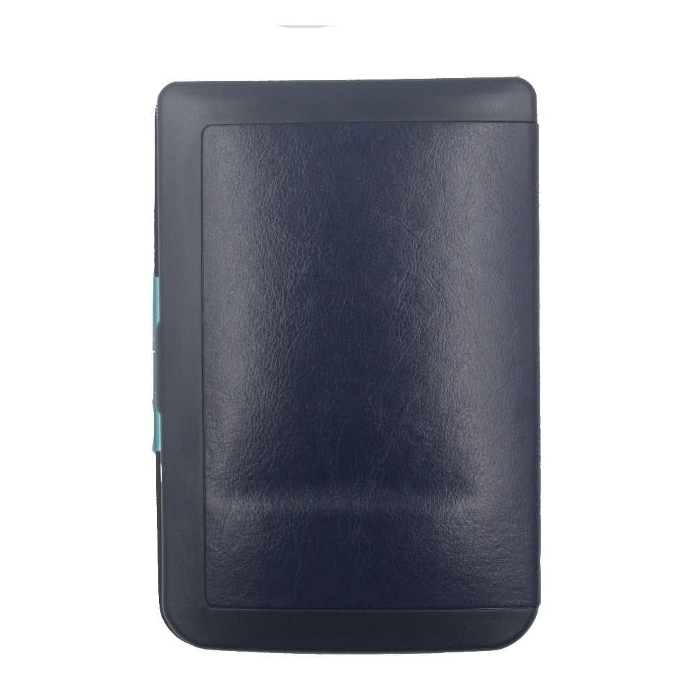 أغطية جلد عالية الجودة لجيب 626 الأساسية تاتش لوكس 2 ebook eReader أيضا ل PB Modle 614 615 624 625 حافظة مغناطيسية