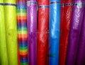 Alta calidad del envío 10 m x 1.5 m de nylon ripstop tela de varios colores eligen 400 pulgadas x 60in tela de la cometa ripstop hcxkites