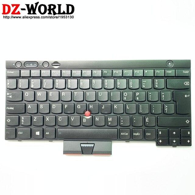 CFR Canada Pháp Bàn Phím dành cho Laptop Lenovo Thinkpad T430 T430i T430S X230 X230i T530 T530i W530 L430 L530 Teclado 04X1203 04Y0567
