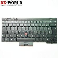 CFR קנדי צרפתית מקלדת עבור Lenovo Thinkpad T430 T430i T430S X230 X230i T530 T530i W530 L430 L530 Teclado 04X1203 04Y0567