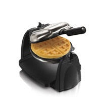 Hamilton Waffle Maker Machine Household Electric Baking Pan Double sided Heating Muffin Machine Multi function Waffle