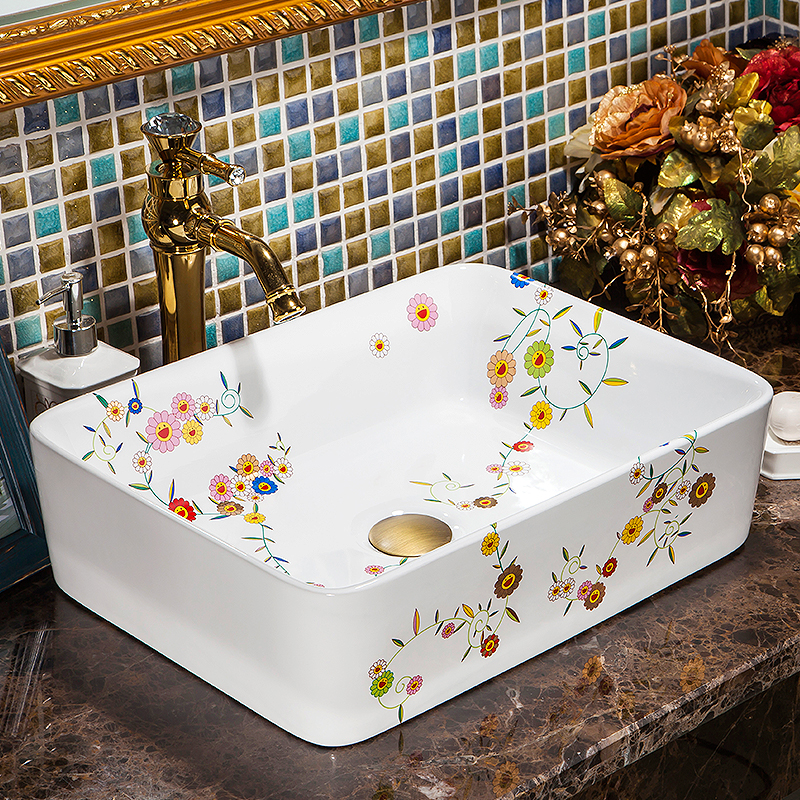 cheap bathroom sink