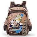 2017 Fashion Altman Children's School Bag Animation Cartoon Cute Boy's Book Bag Spinal Primary School Pupil's Girls Mochila B387