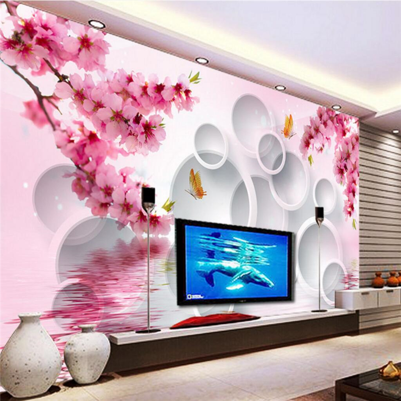 Buy wallpaper plum and get free shipping on AliExpress.com