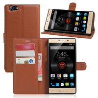 For Elephone M2 Case Luxury Wallet Leather With Stand Card Slot Flip Pu Phone Cover For