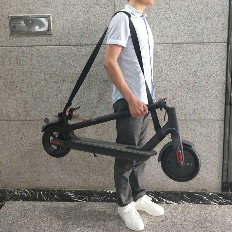 Xiaomi Mijia M365 Roller Hand Tragegriff Schulter Straps Gürtel Gurtband für Ninebot ES1 ES2 Skateboard Qicycle EF1 Bike