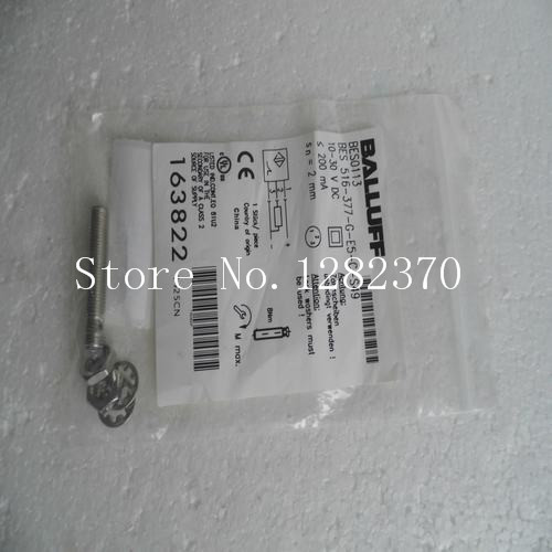 New original authentic BALLUFF sensor switch BES 516-377-G-E5-C-S49 Spot 163 822 --2PCS/LOTNew original authentic BALLUFF sensor switch BES 516-377-G-E5-C-S49 Spot 163 822 --2PCS/LOT