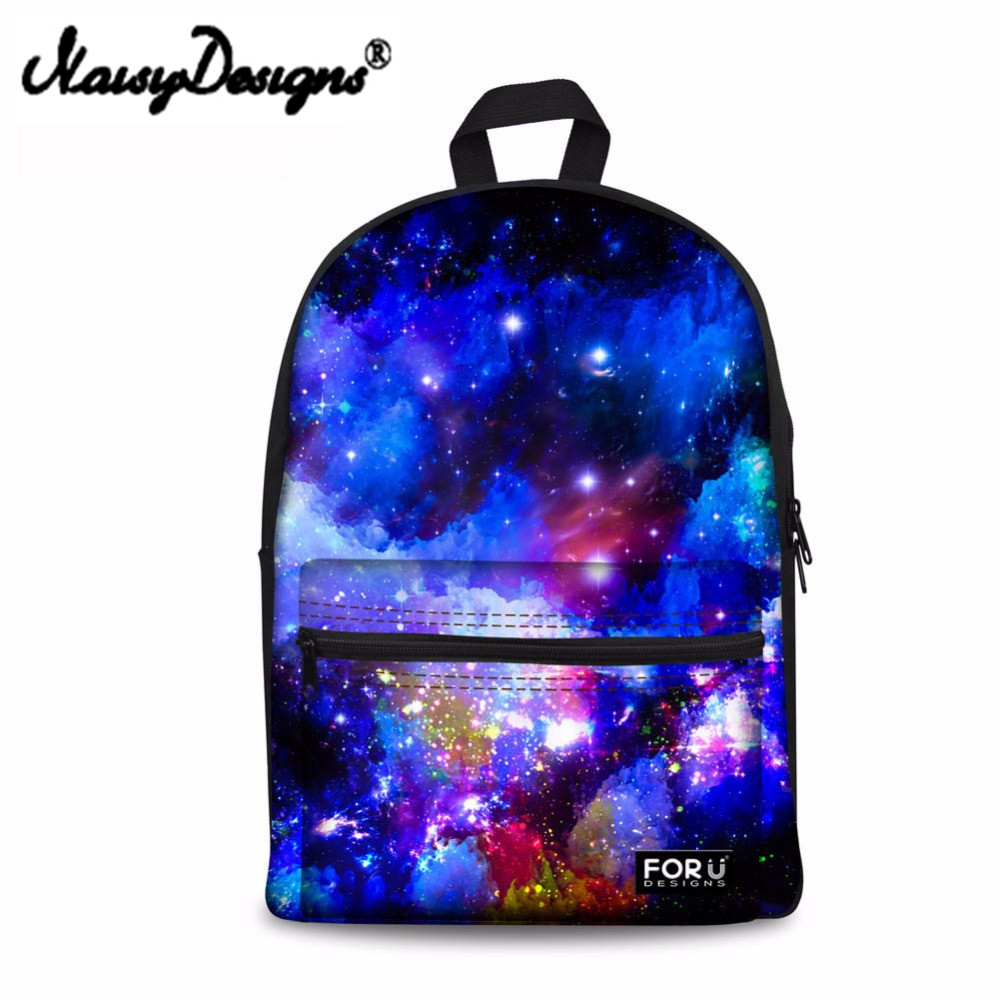 Noisydesigns Colorful Starry sky   Shoulder Backpack for Teen students kid gifts bag Customize image Children Schoolbag|children schoolbag|backpack for kids|schoolbags children - title=