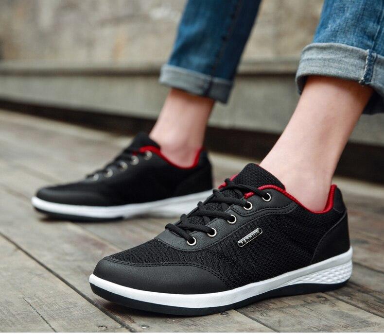 HTB1v0kDOMHqK1RjSZFgq6y7JXXaS 2019 Autumn New  Men Shoes Lace-Up Men Fashion Shoes Microfiber Leather Casual Shoes Brand Men Sneakers Winter Men FLats