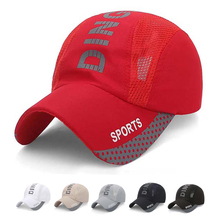 New outdoor sports hat men and women golf caps student breathable baseball hats ponytail baseball cap free shipping sale go dad hat new men s and women s worn baseball caps washed cotton duck tongue rock letters embroidered sunshade caps