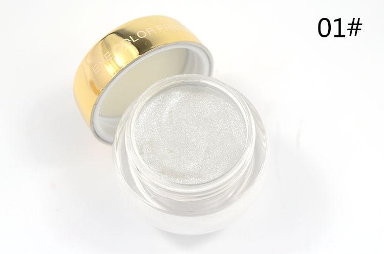 Love Alpha Eyes Makeup Nude Eyeshadow 16 Color Single EyeShadow Shining Bright Brand Makeup Liquid Eye Shadow Gel Glitter Makeup (8)