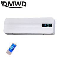 DMWD Wall mounted Electric Air Heater Fan Wall Hanging Warm Cool Wind Blower Warmer Room Ceramic Thermal Heating Stove Radiator