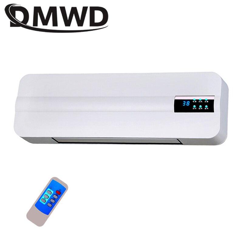 DMWD mural chauffe-Air électrique ventilateur tenture murale chaud Cool vent ventilateur plus chaud pièce céramique chauffage thermique poêle radiateur