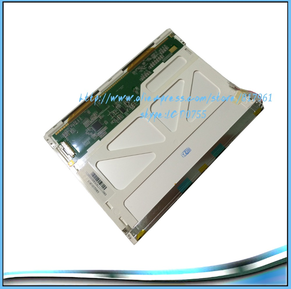 TS104SAALC01 TS104SAALC01-00 10.4 LCD DISPLAY SCREEN ORIGINAL original new ts104saalc01 00 tm104sch02 tm104sdh01 pegasus 10 4 inch industrial lcd screen