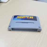Super China Version 700+ Games for 16 bit Game Cartridge Video Game Console Game Card