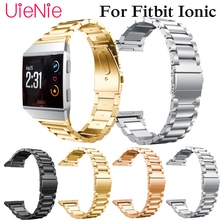 Aluminium Alloy business strap For Fitbit Ionic Fashion/Classic luxury Watch Band smart watch wristband
