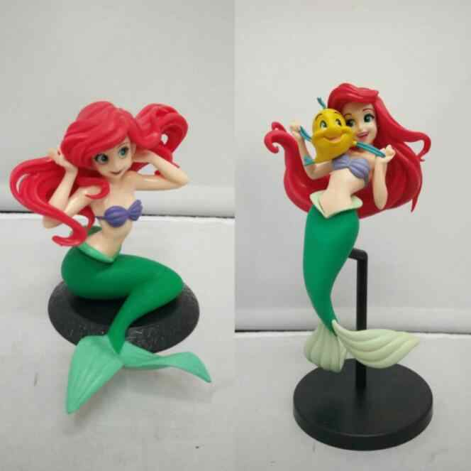 New Hot! Sereia Figura Toy SPM Princesa Ariel a Pequena Sereia PVC Action Figure Modelo Toy Dolls Presentes