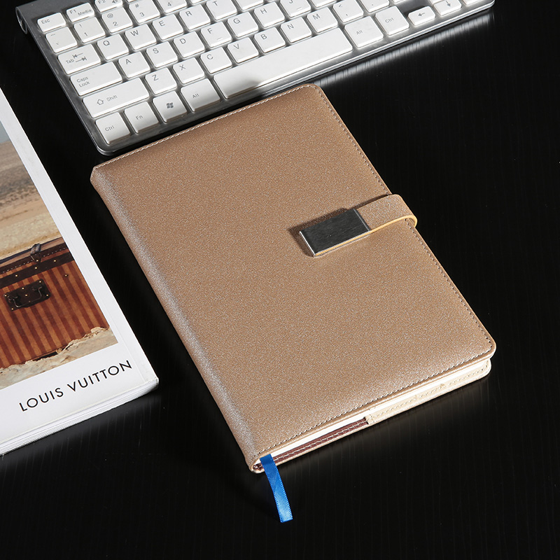 OUR STORY BEGINS Notebook A5 Love Series Vintage Hardcover