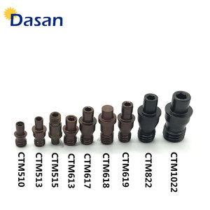 CTM510 CTM513 CTM515 CTM613 CTM822 CTM1022 High Quality CNC Centre Pin Cutting Tools Parts for Lathes