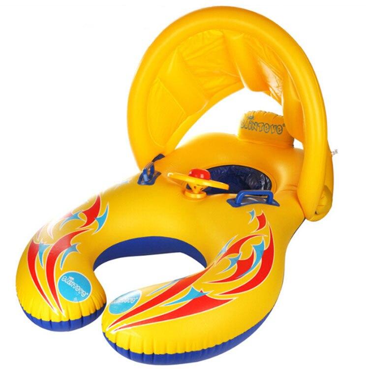 Tubo de Círculo para a Natação Inflável Anel da Nadada 90
