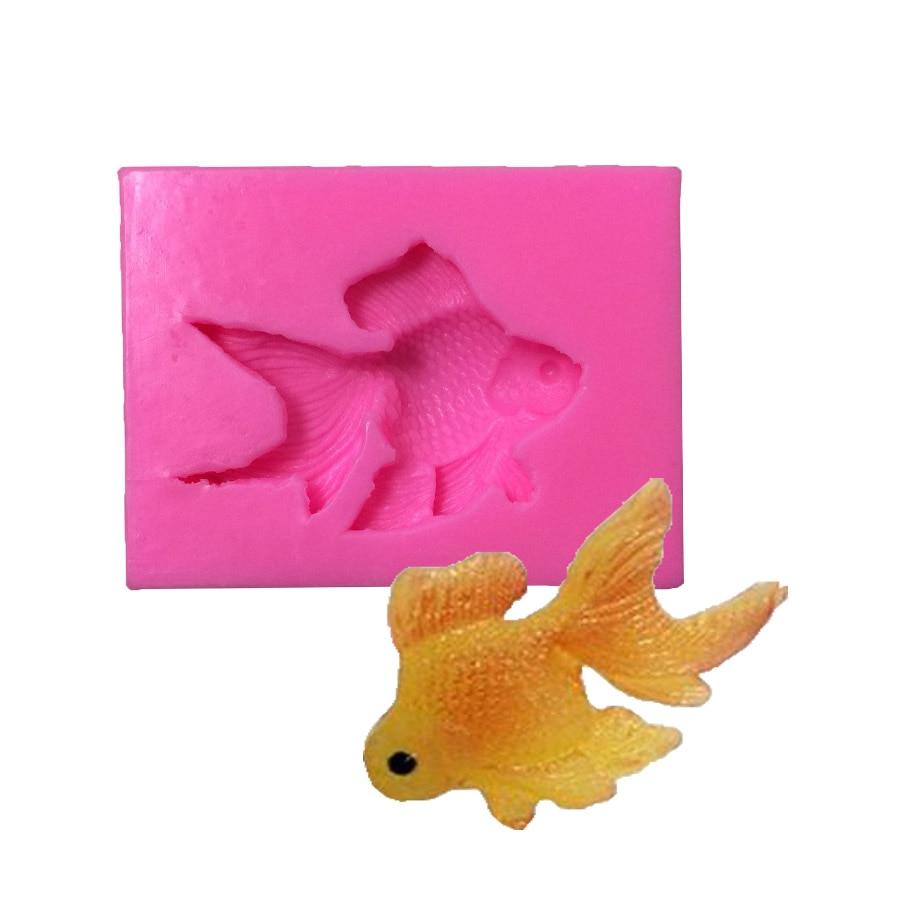 Poisson Or Pet Animal Mer Forme Cookie Cutter Pâte Biscuit Pâtisserie Fondant Sharp