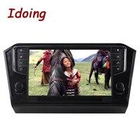 Idoing 2GB+16G Steering Wheel 2Din Android6.0 For Volkswagen Passat 2016 Car DVD Multimedia Player Built in 3G Dangle