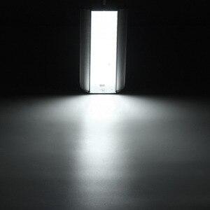 Image 4 - Новый Солнечный 70 LED датчик движения свет Открытый Сад Путь Уличный настенный светильник уличная лампа водонепроницаемый