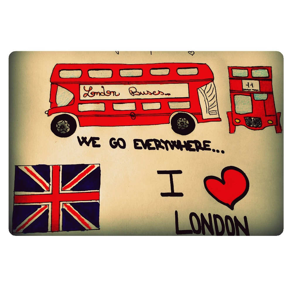 London Mats Decorative Suede Rugs And Carpets For Living Room ...