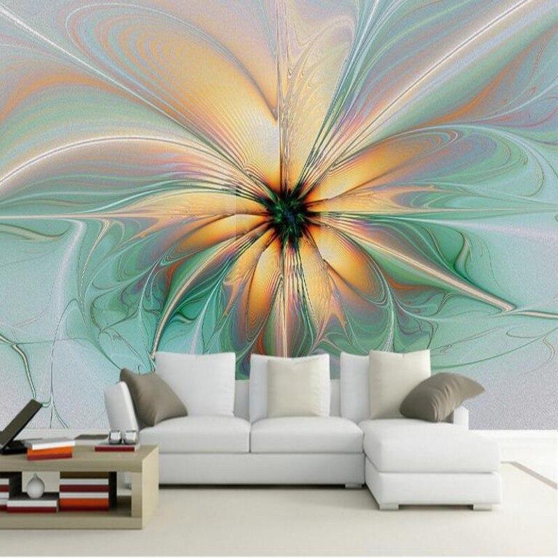 Papel De Parede clássico Europeu Beibehang 3D pintado floral Família decorado murais TV fundo papel de parede papel de parede para paredes 3 D