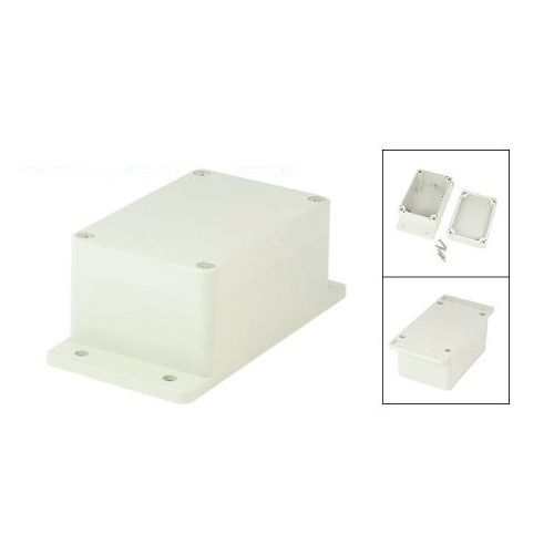 High Quality Waterproof Plastic Enclosure Case DIY Junction Box 4pcs a lot diy plastic enclosure for electronic handheld led junction box abs housing control box waterproof case 238 134 50mm
