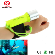 PANYUE 1000LM XML-T6 LED Waterproof Scuba Diver Diving Flashlight Underwater Flash Light Torch