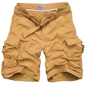 2016 men military  shorts summer men's camouflage army cargo shorts bermuda trousers 11 colors M-3XL CYG62