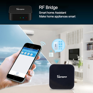 Image 3 - Sonoff RF puente Wifi convertidor 433MHZ Sensor de movimiento PIR Detector inalámbrico control remoto en casa controlador compatible con IOS Android