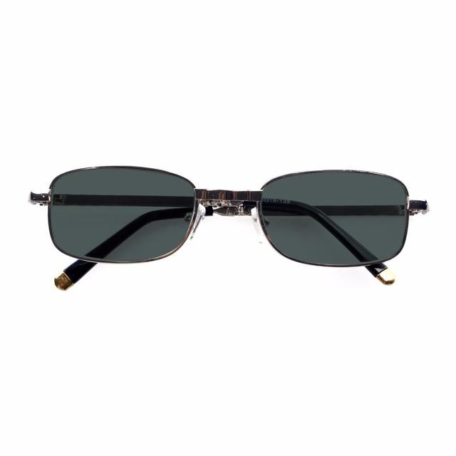 2b15faa48e 1x Folding Tinted Green Polarized Prescription Glasses Mens Womens Eyewear  Office Home Outdoors Myopia -0.5 to -6.0 Lens New!