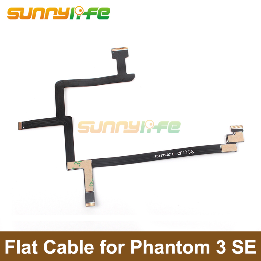 Flex Camera Gimbal Flat Cable Repairing Wire Replacement Ribbon for DJI Phantom 3 SE Version